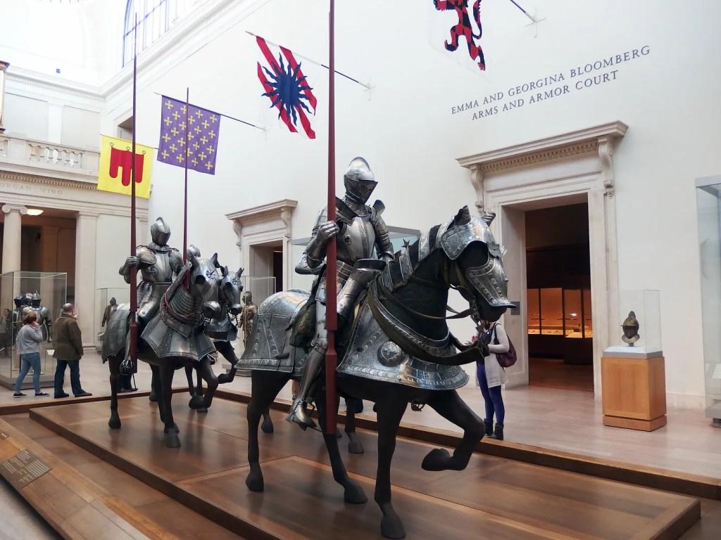 Arms & Armour Metropolitan Museum of Art