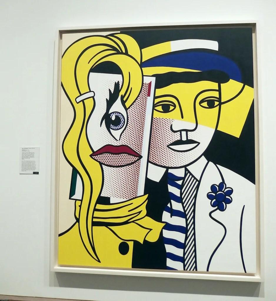 Roy Lichtenstein Metropolitan Museum of Art