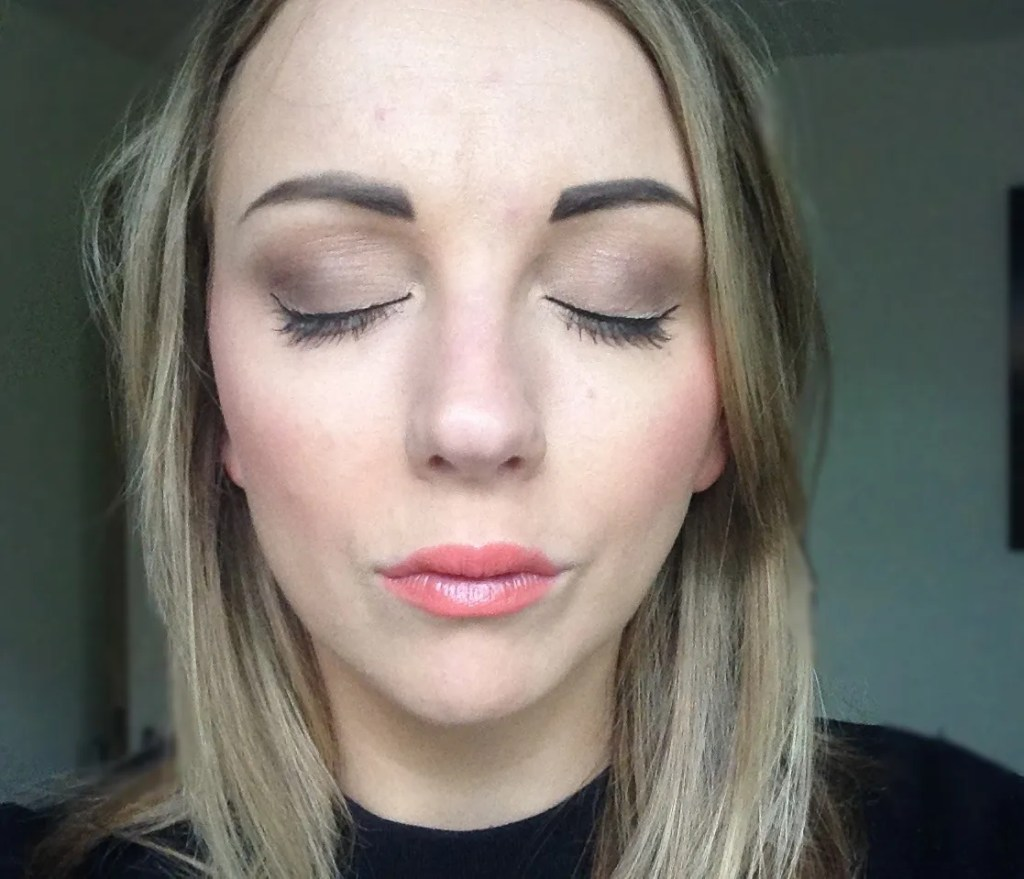 Clinique Eyeshadow Duo Like Mink Review