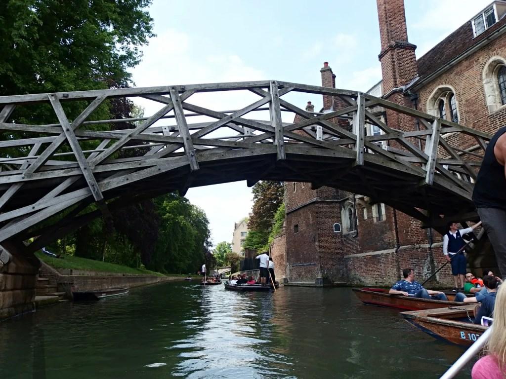 Cambridge River Punt