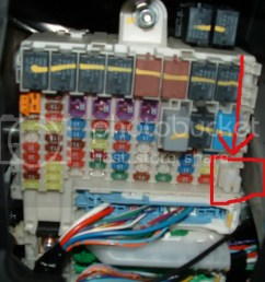 2012 honda fit replacing fuses unofficial honda fit forums 09 honda fit fuse box honda fit [ 1024 x 768 Pixel ]