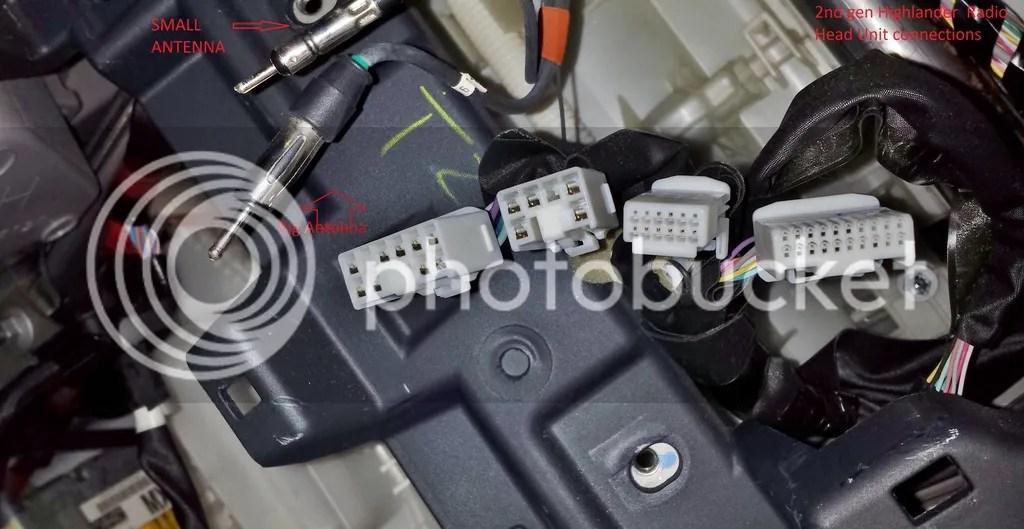 Toyota Ta A Radio Wiring Diagram Further 2005 Toyota Highlander Wiring