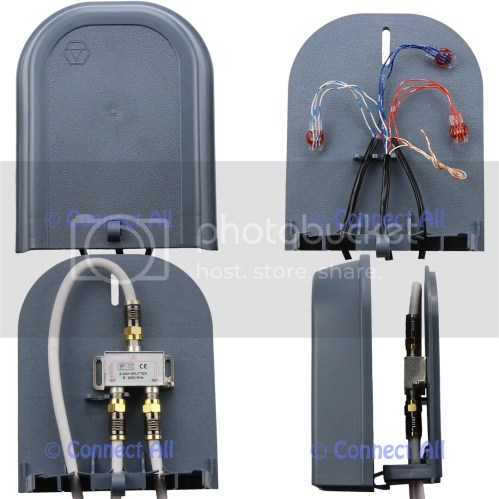 small resolution of tv aerial junction box internal pictures