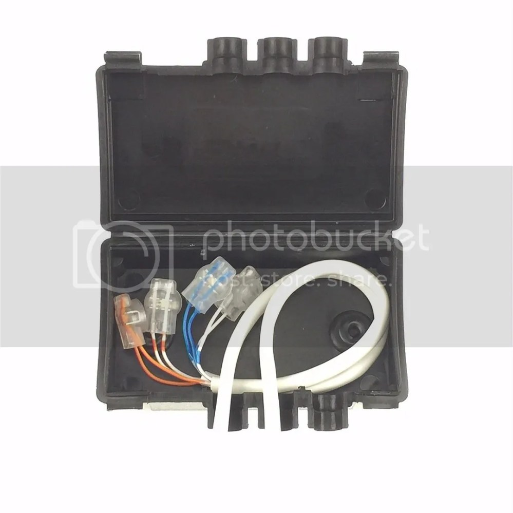 medium resolution of photos of tv aerial junction box internal installation