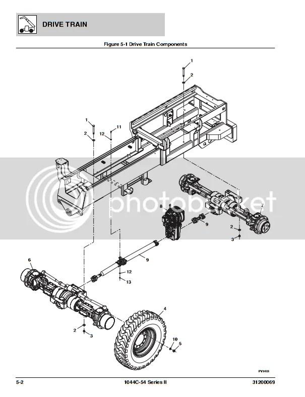Jlg Boom Lift Parts Manual