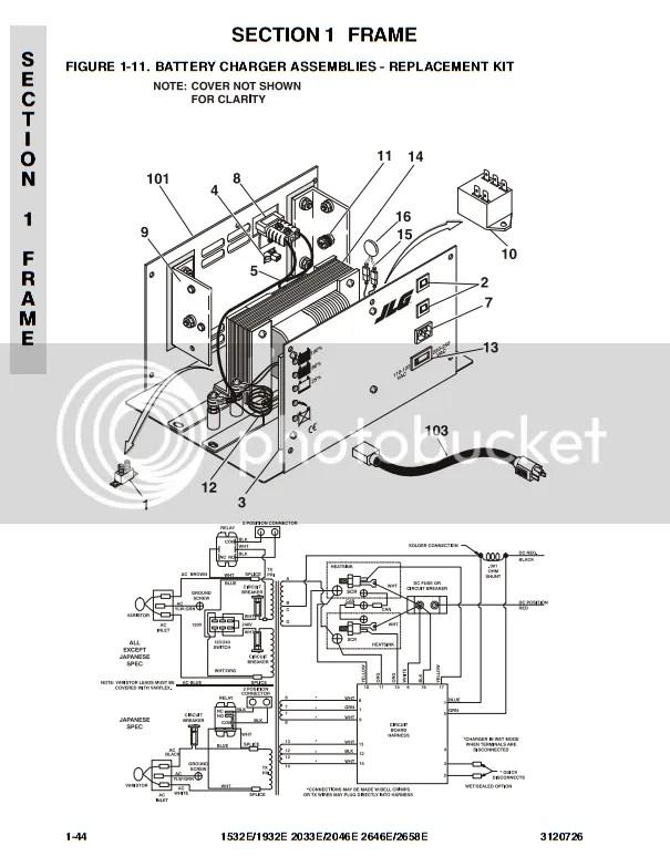 Jlg scissor lift repair manual