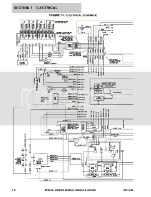 JLG Electric Scissor ES Series | Auto Repair Manual Forum