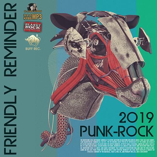 Friendly Reminder: Planet Punk-Rock (2019)