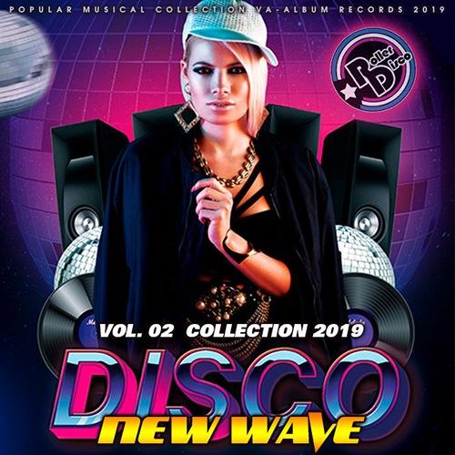 New Wave Disco Vol.02 (2019)