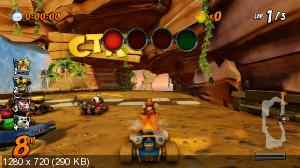 Crash Team Racing Nitro-Fueled Switch NSP XCI - Switch-xci com