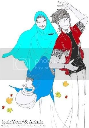 Kak Yong & Achik
