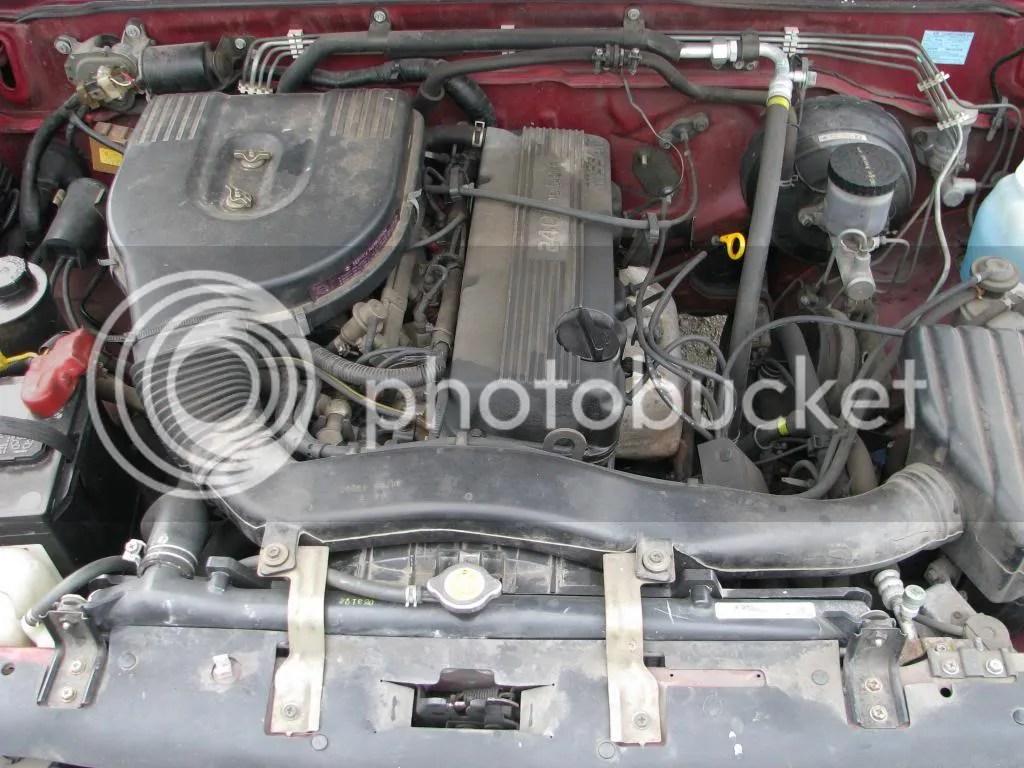 1995 Nissan Pickup Wiring Diagram