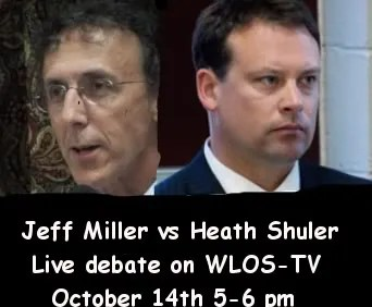 Jeff Miller vs Heath Shuler