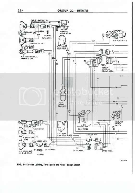 66 Mustang Headlight Diagram : 28 Wiring Diagram Images