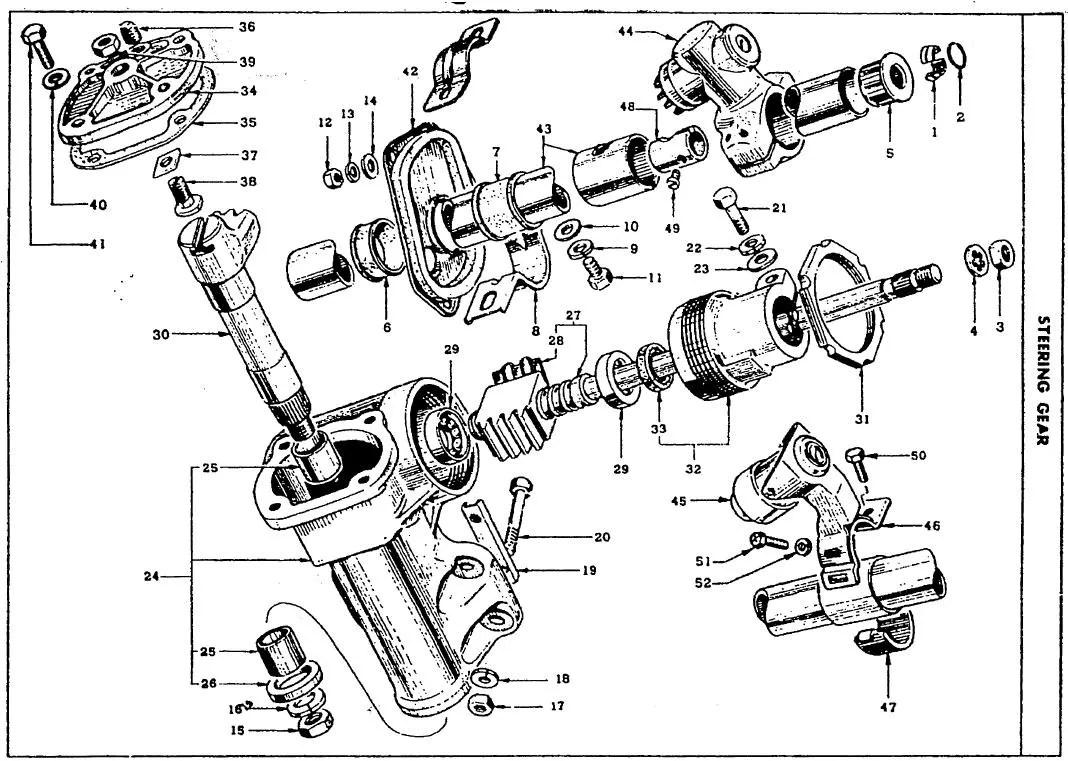 [DIAGRAM] Farmall M Steering Diagram FULL Version HD