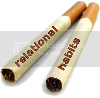 Relational habits