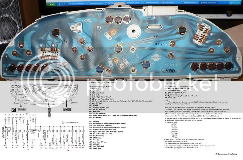 1990 240sx Wiring Diagram Light