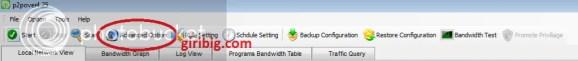 Cara Membatasi Bandwidth Wifi Speedy dengan mudah