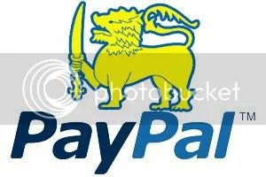 Enable receiving money to Sri Lanka through PayPal.