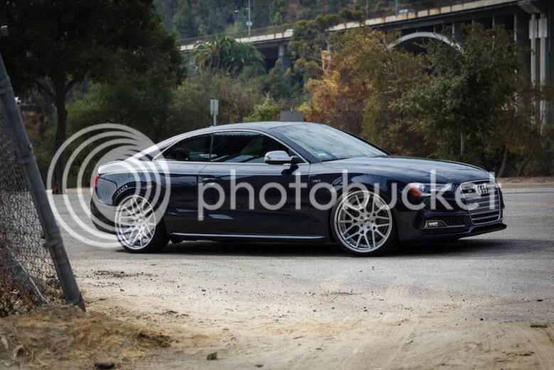 """2013 Audi S5 w/ 21"""" Forgiato Wheels (photoshoot)"""