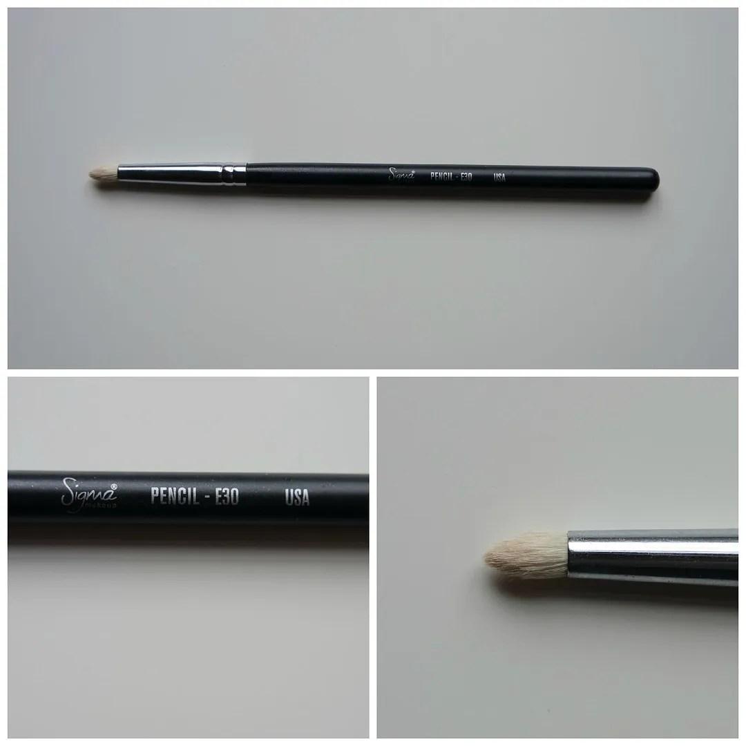 sigma pencil brush. sigma e30 pencil brush