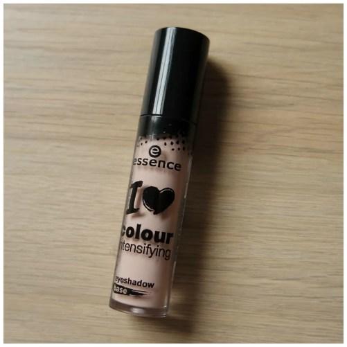 Essence I <3 Colour Intensifying eyeshadow base