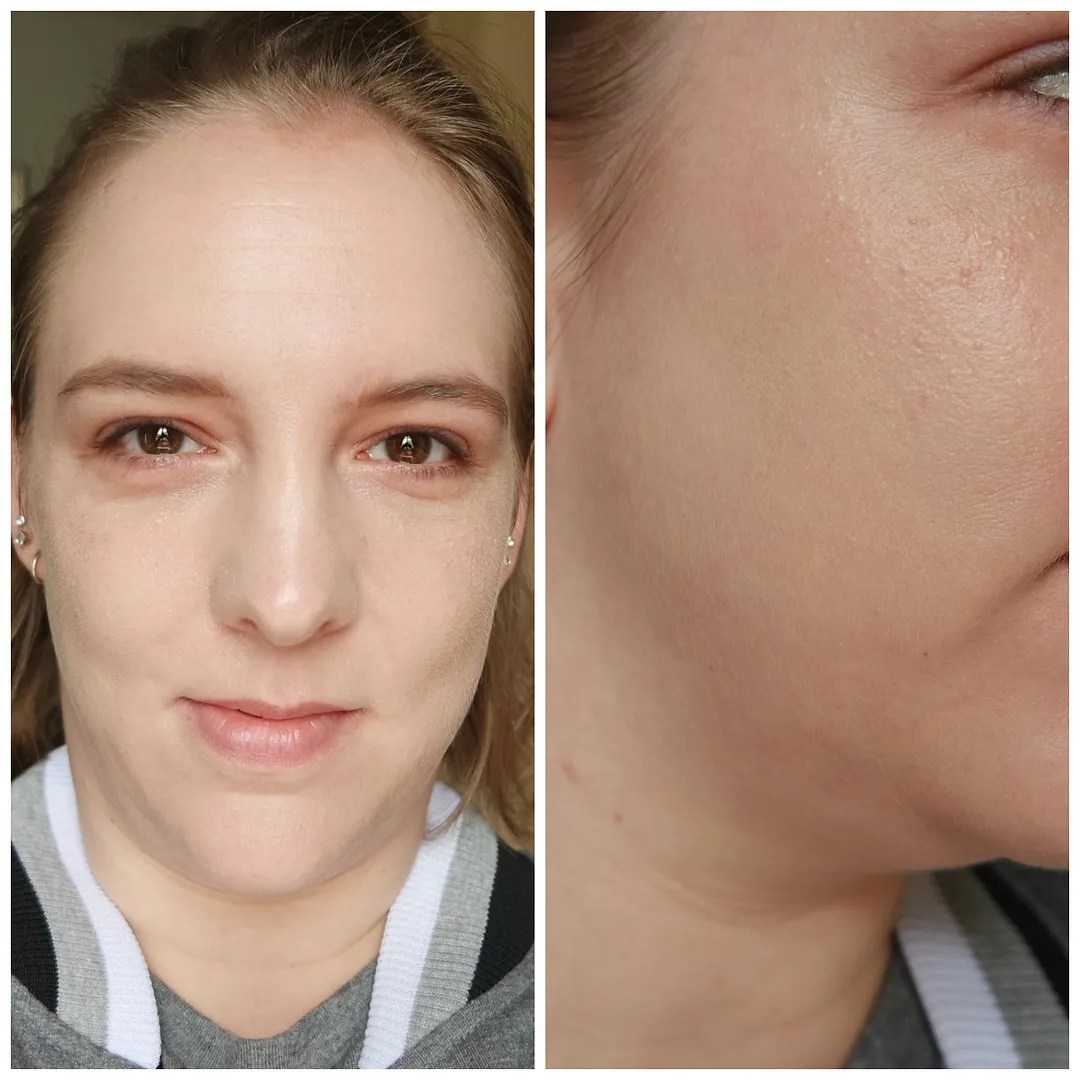 it cosmetics cc cream fair foundation review swatch