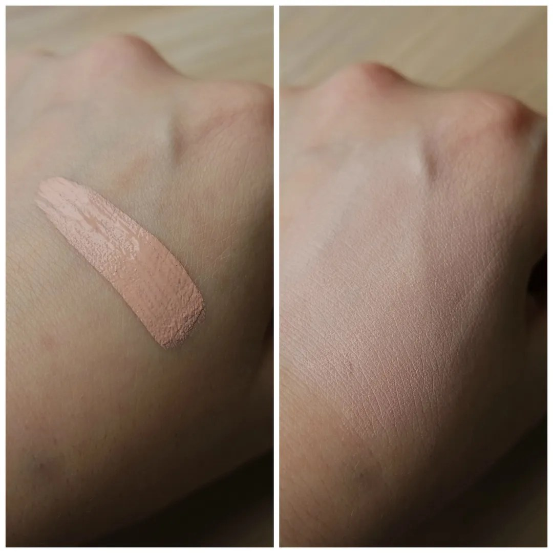 maybelline age rewind concealer review swatch