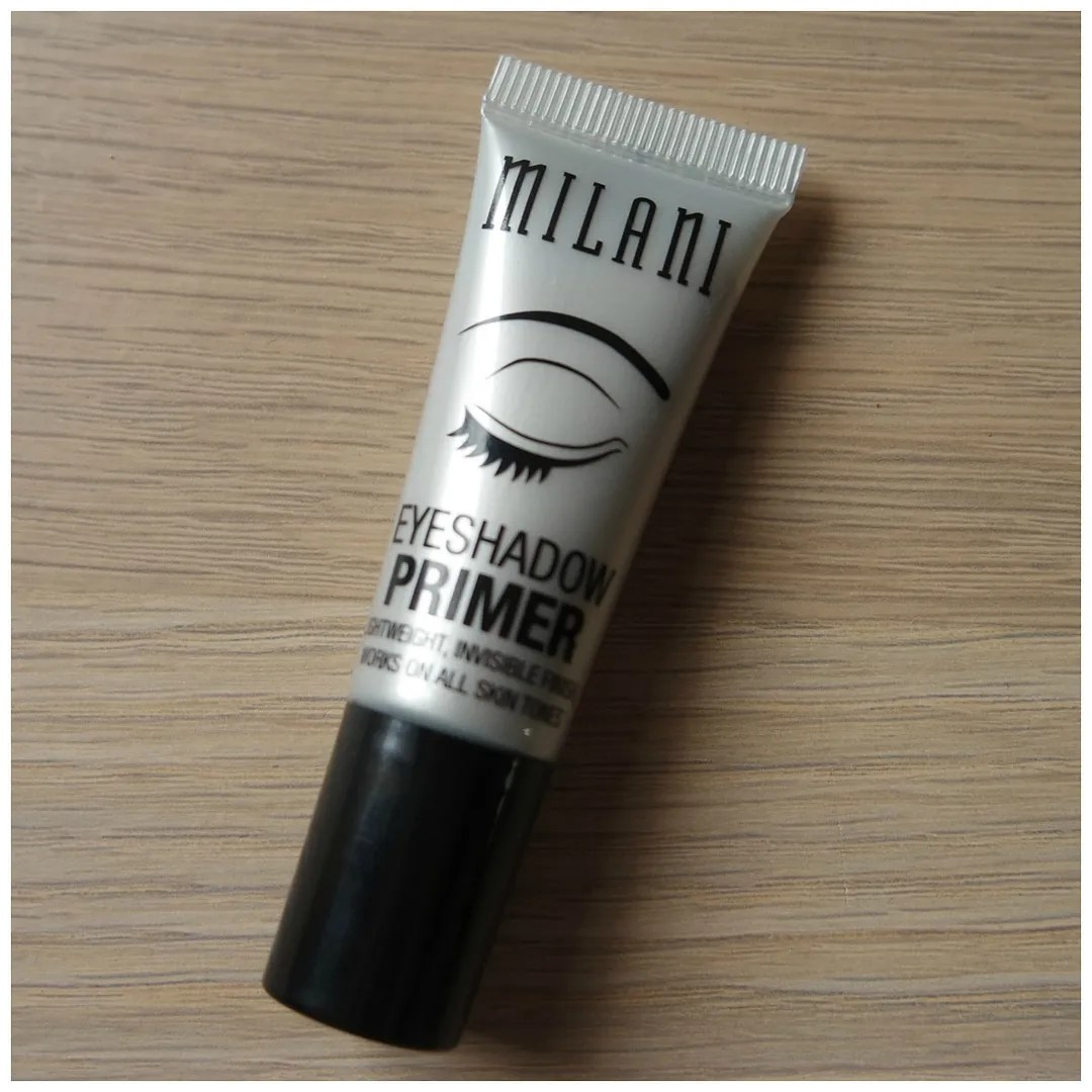milani eyeshadow primer review swatch