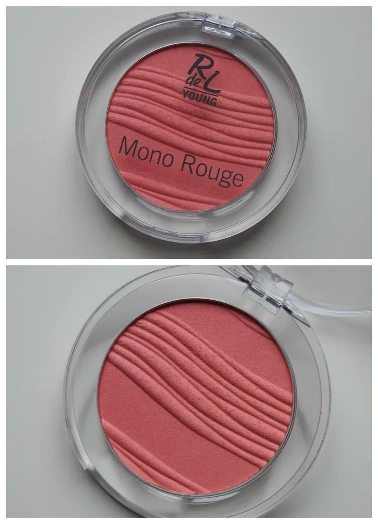 Rival de Loop Young Mono Rouge 03 Pink Grapefruit