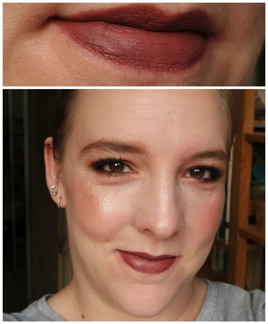 catrice ultimate matt lipstick 050 taupeless in love 020 from rose with love 040 dramatic lilatic review swatch