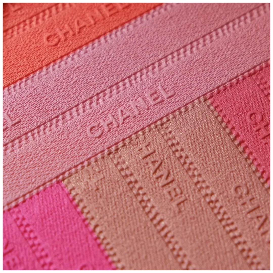 Chanel limited edition spring 2016 LA Sunrise Sunkiss Ribbon