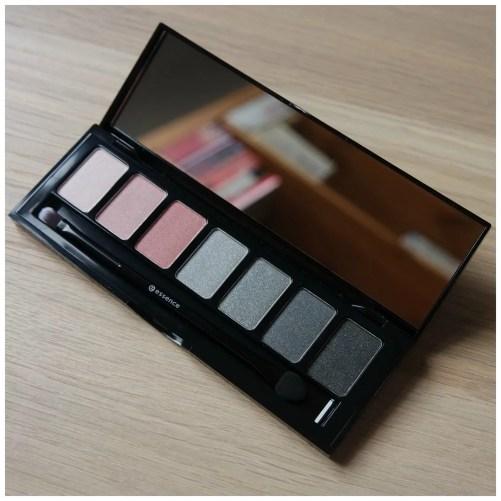 Essence All That Greys limited edition eye shadow palette