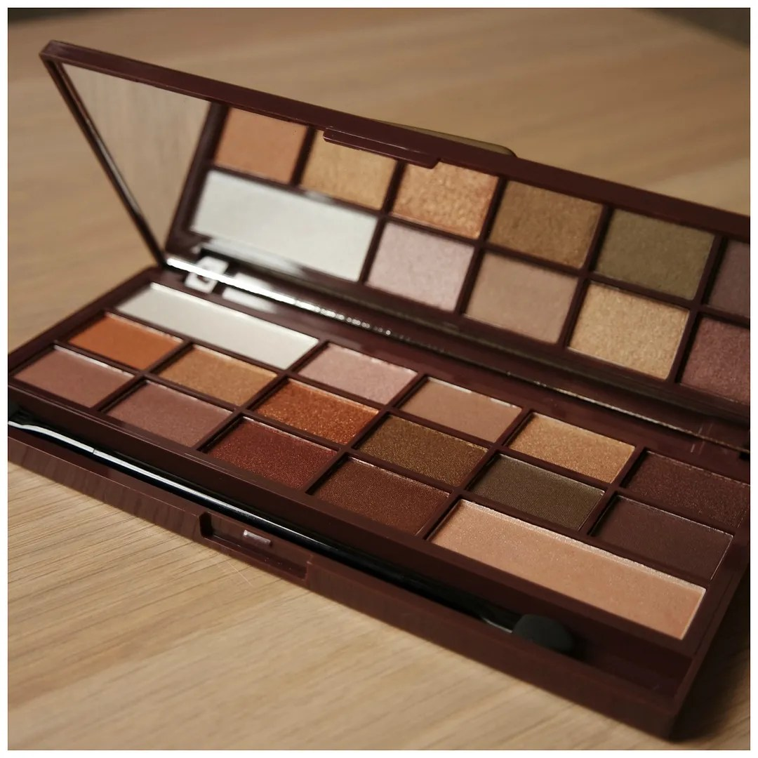 I Heart Make Up Golden Bar eyeshadow palette review