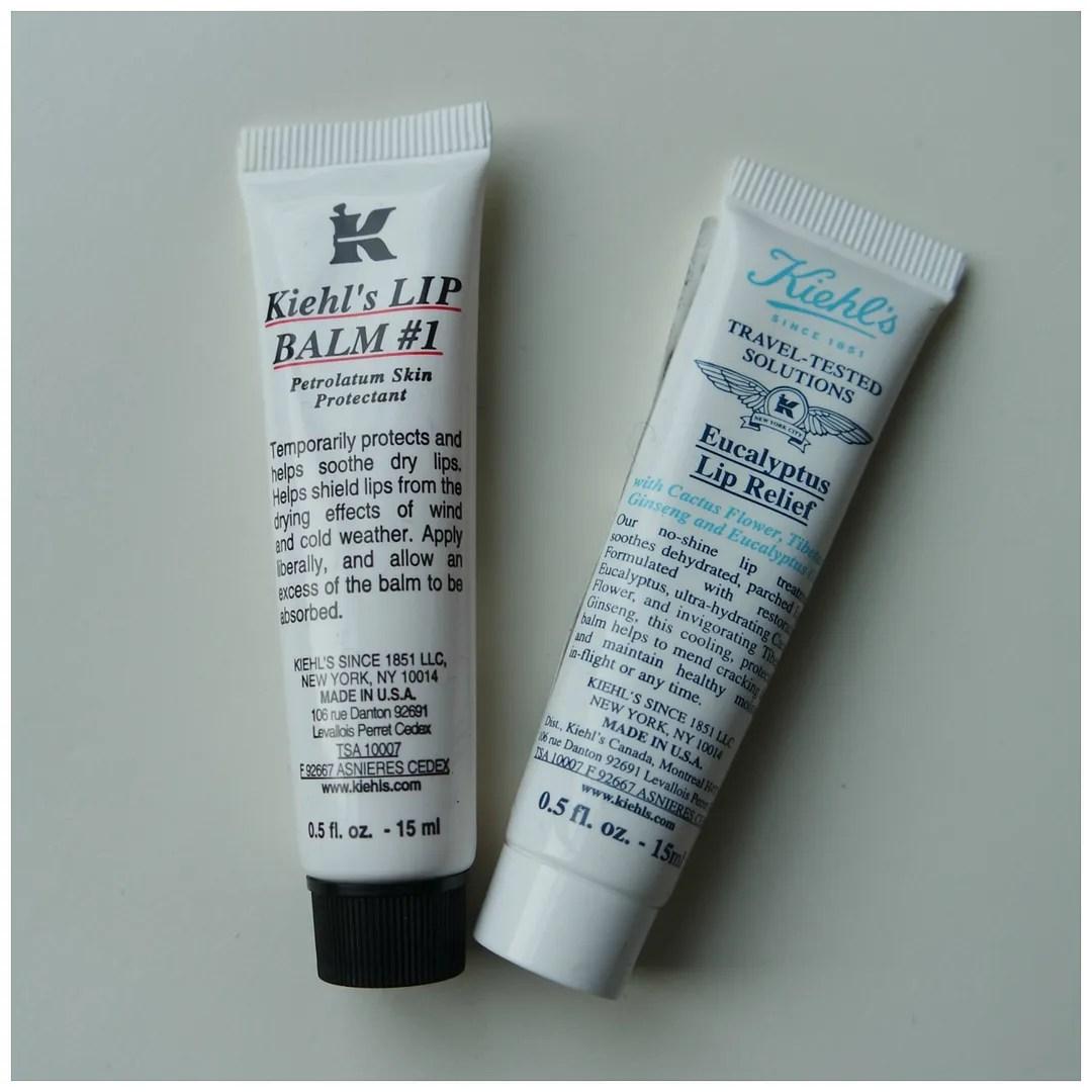 Kiehl's Lip Balm #1 Kiehl's Eucalyptus Lip Relief
