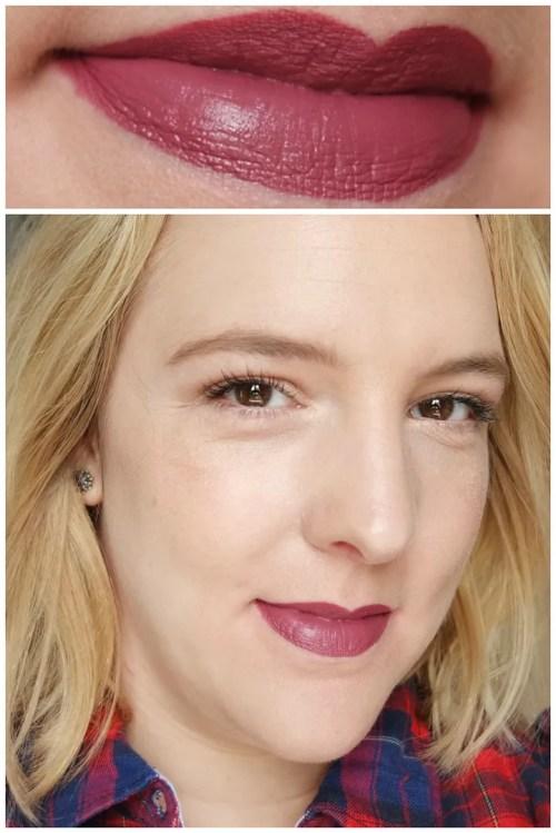ofra liquid lipstick review swatch charmed santa ana manhattan