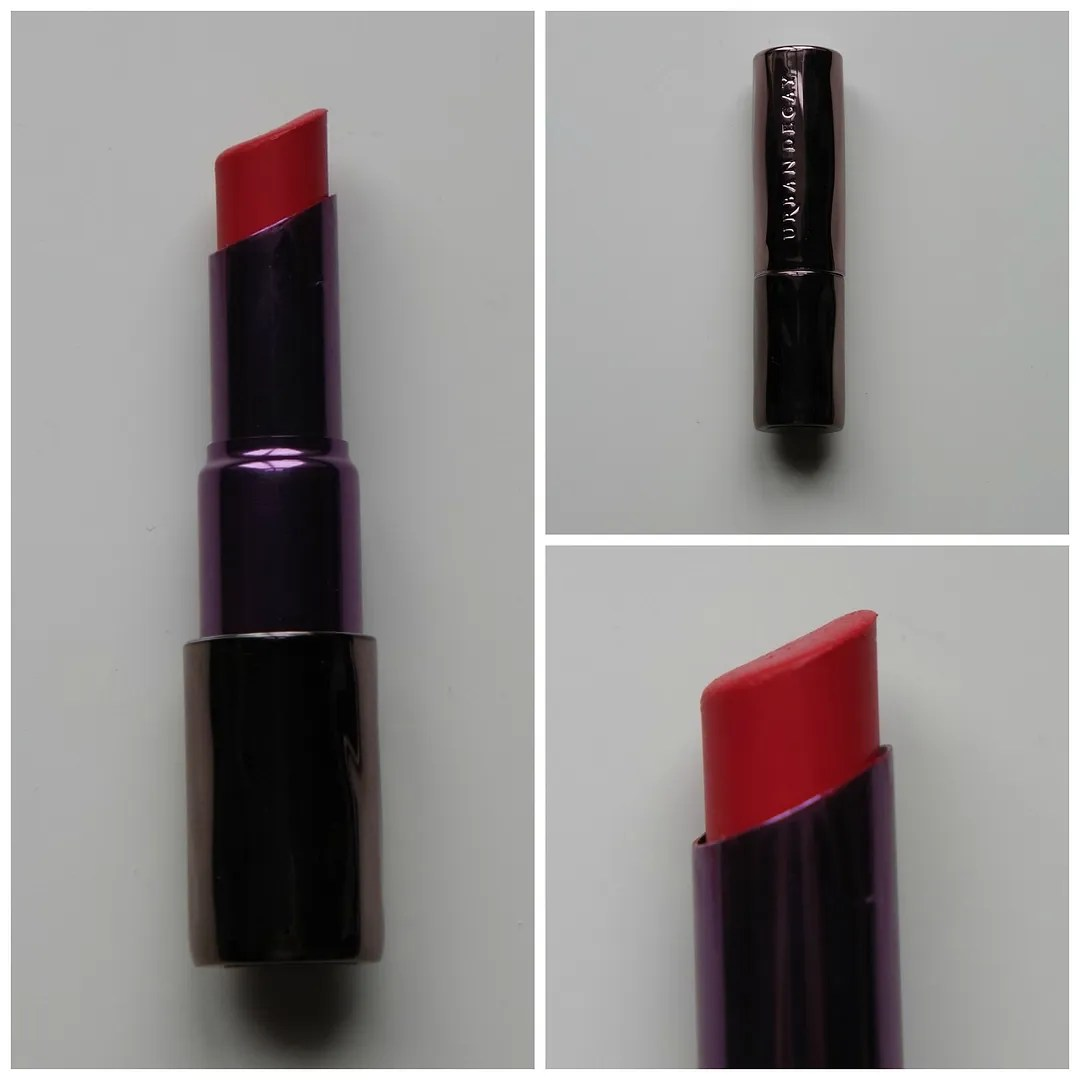 Urban Decay Revolution Lipstick in 69