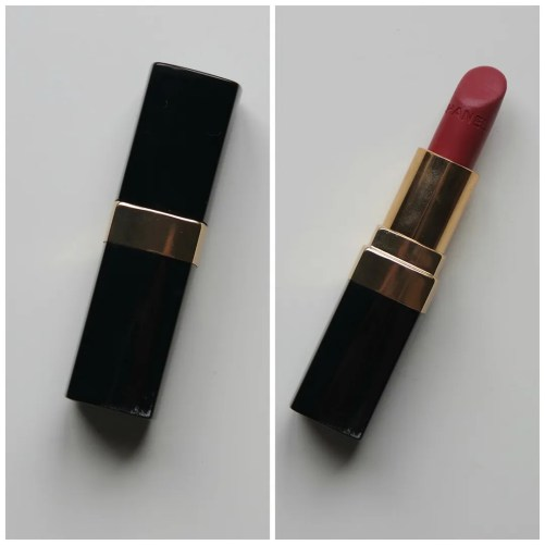 Chanel Rouge Orage lipstick