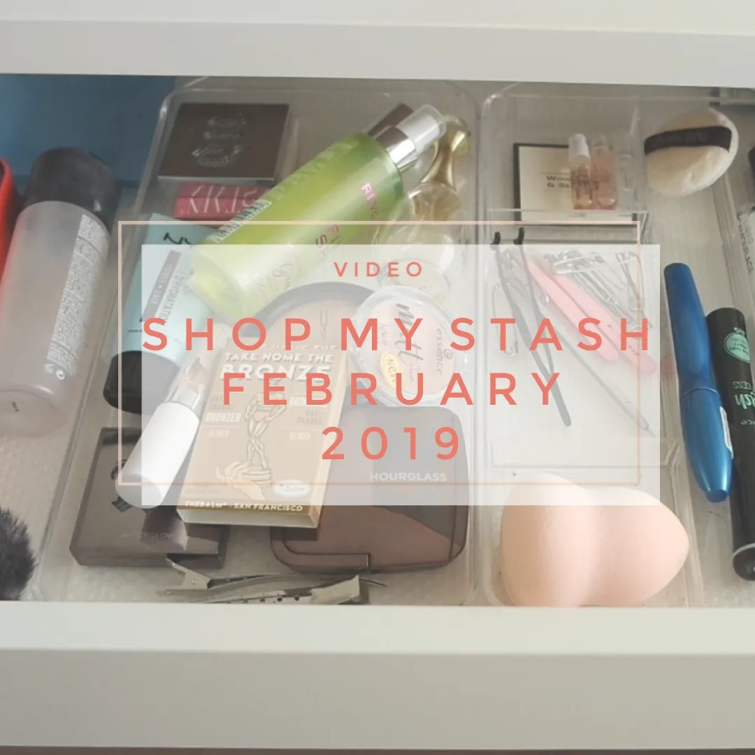 shop my stash february 2019
