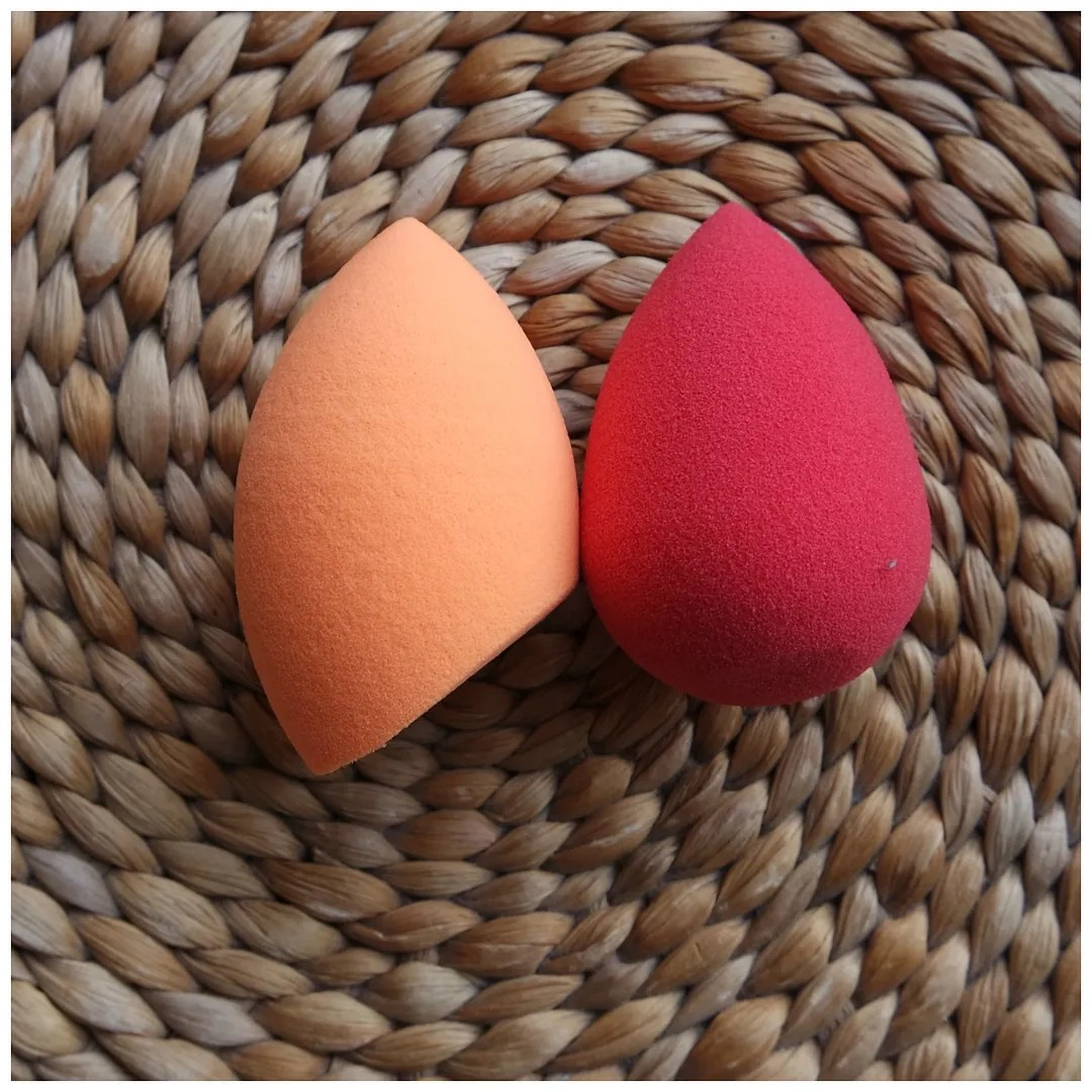 beauty blender real techniques makeup sponge review
