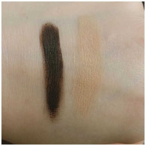 catrice brow hero 2-in-1 brow pomade concealer camouflage waterproof review swatch 020 so bella