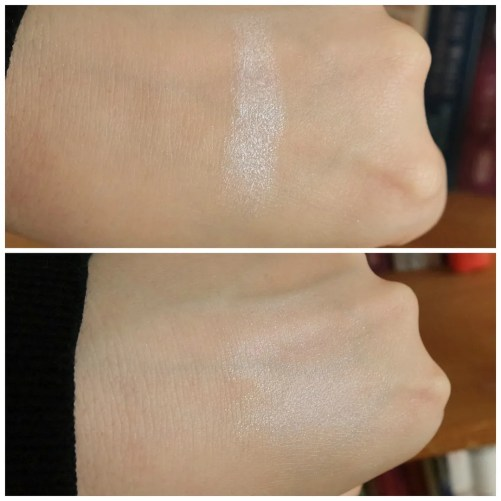 catrice holo to prisma holographic highlighter cream stick review swatch 010 hyper cosmos