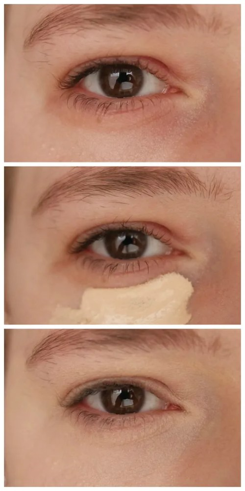 catrice one drop coverage concealer review swatch 003 porcelain