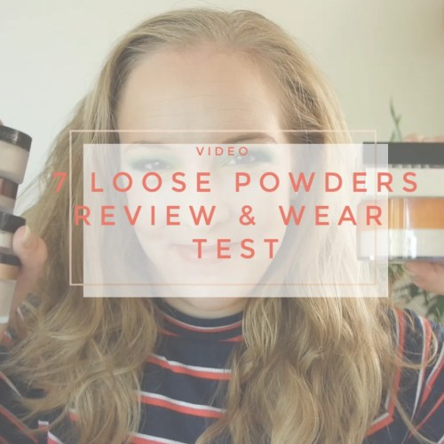 7 cult loose powders best for dry skin review comparison 8 hour wear test laura mercier maybelline fit me coty airspun rcma no color hourglass veil catrice nude illusion too faced born this way