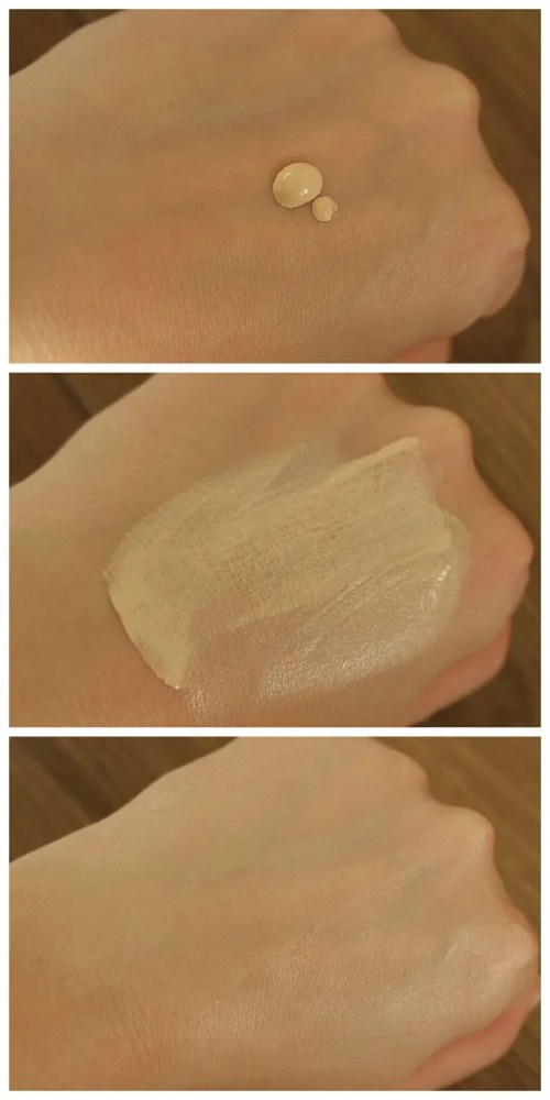 dior backstage face & body foundation 0N neutral fair dry skin review swatch look application coverage makeup