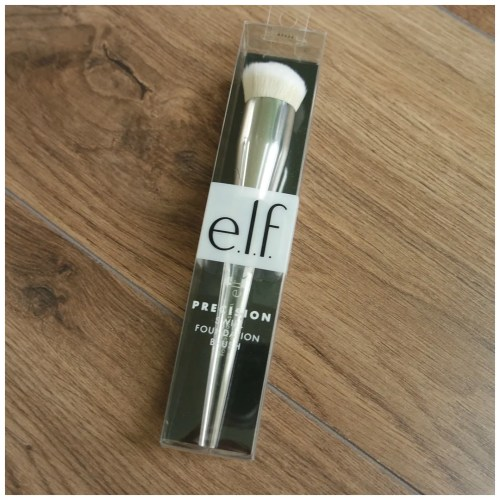 ELF Precision Swirl Foundation Brush Review