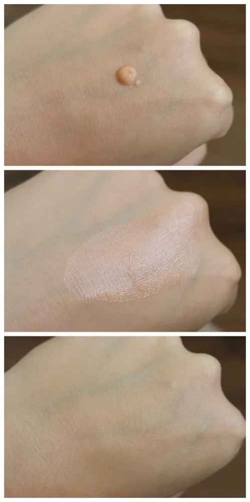 Essence Prime + Studio Glow Boosting primer review swatch pore minimizing