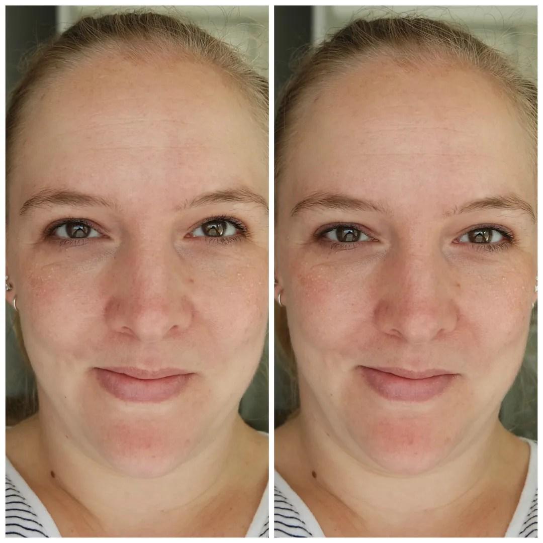 Essence Prime + Studio Glow Boosting primer review swatch pore minimizing