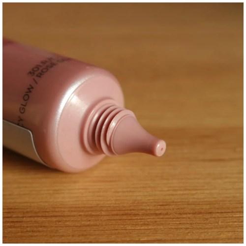 L'oreal true match liquid glow illuminator highlighter prime blend highlight review swatch 01 rosy glow