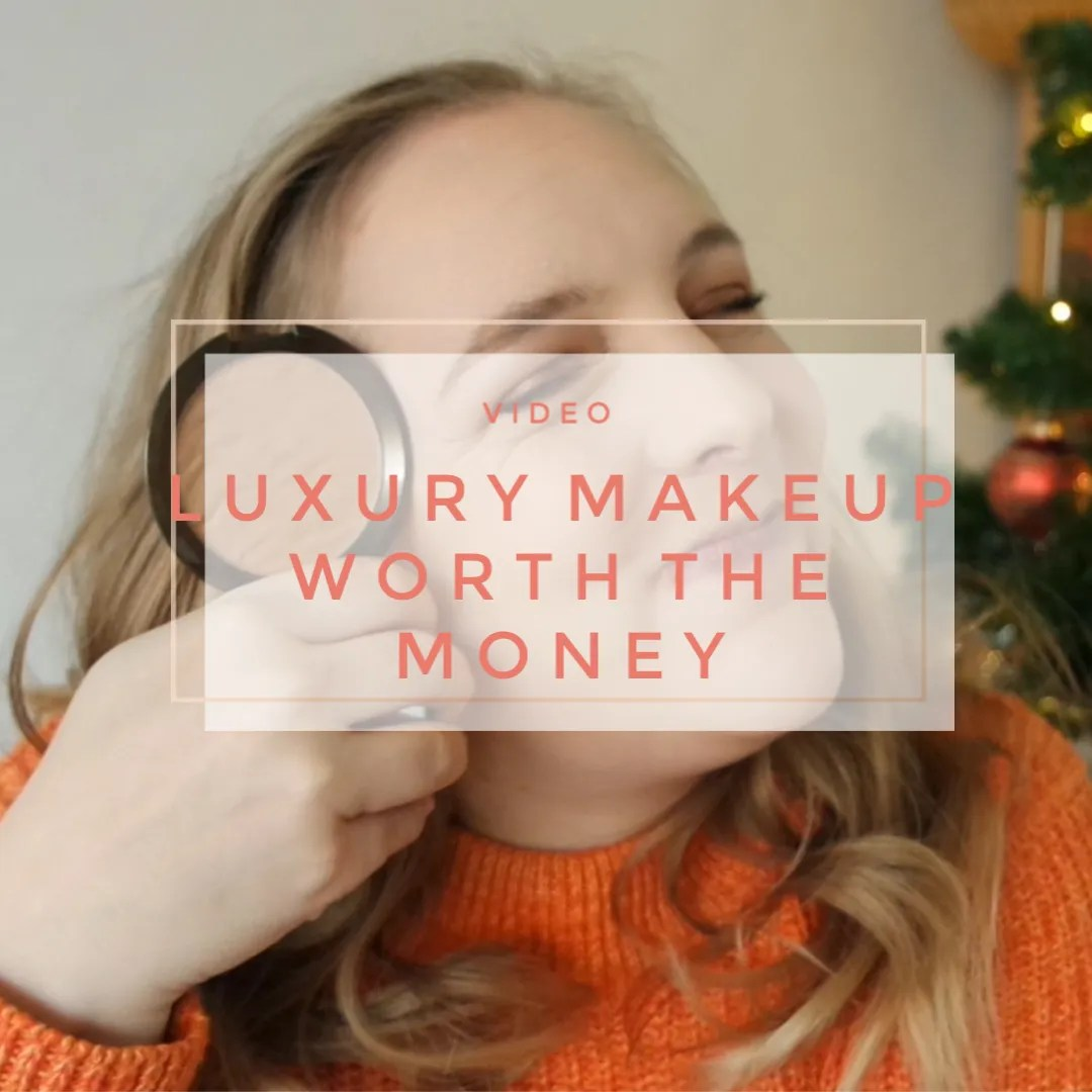 luxury makeup worth the money dior chanel charlotte tilbury hourglass becca nars bobbi brown ysl